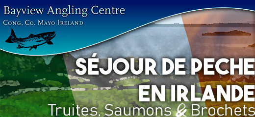 Venez découvrir les Grands lacs de l'Ouest de l'Irlande avec Michael Holian <br/><em>Bayview Angling Center</em>
